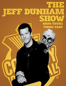 Џеф Данхам - постер